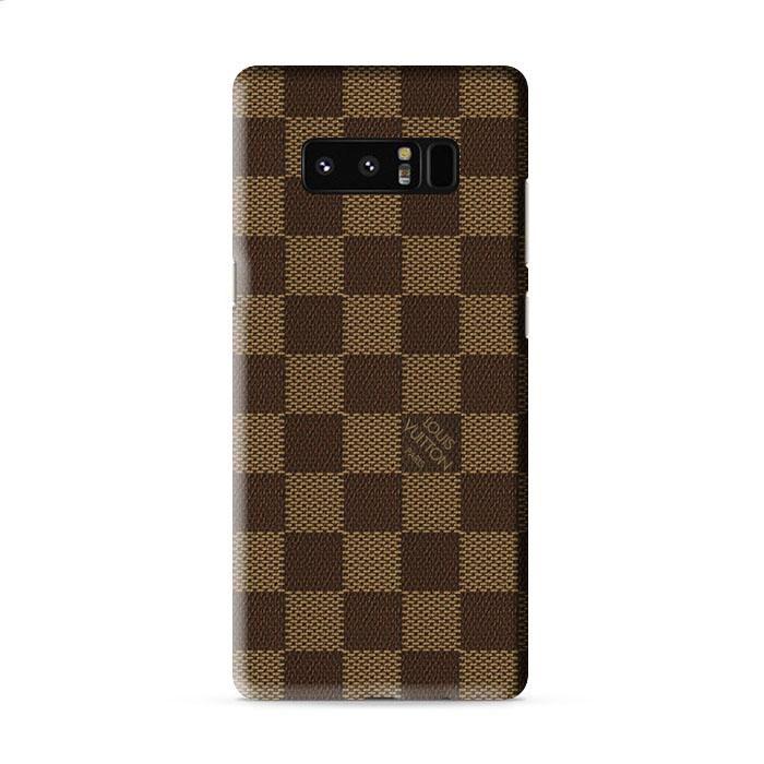 c1e58f6531b louis vuitton brown Samsung Galaxy Note 8 3D Case Dewantary | Phone ...