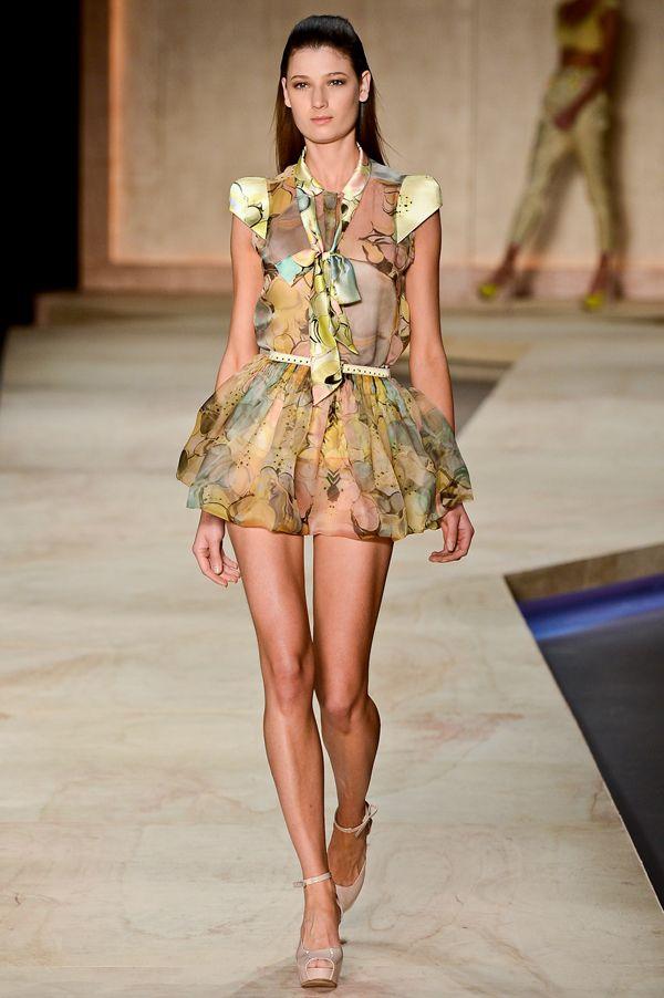 Idéias De Moda, Semanas De Moda E