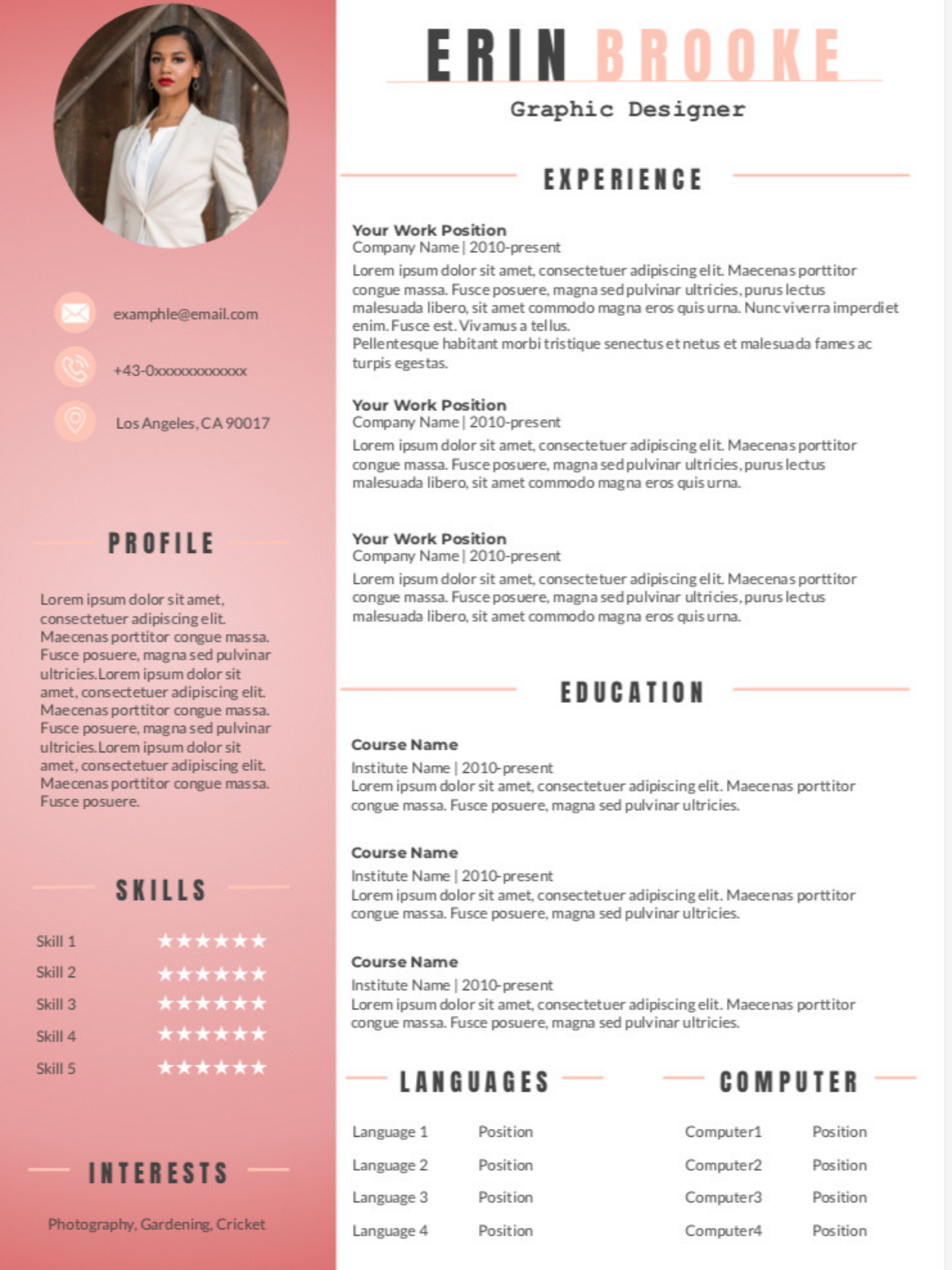 8 Undeniable Hacks For Crafting A Resume That Stands Out