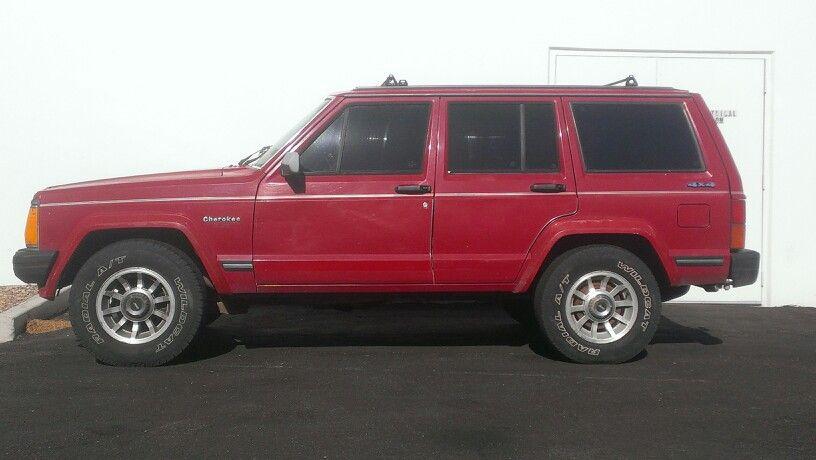 Stock 1989 Jeep Cherokee Xj Jeep Cherokee Xj Jeep Cherokee