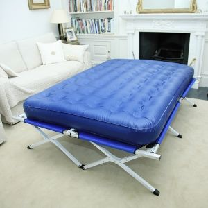 Honeyman Full Sized Portable Folding Double Bed In A Bag £99
