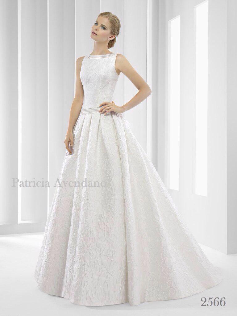 Amy's wedding dress  Wedding dress Patricia Avendano    Patricia