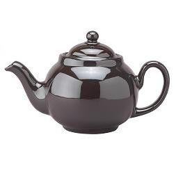 "During Queen Victoria's reign, tea became a symbol of Britain's greatest period of expansion and stability. Every home owned a teapot, even if it was a basic ""Brown Betty"". Tea was no longer a refined"