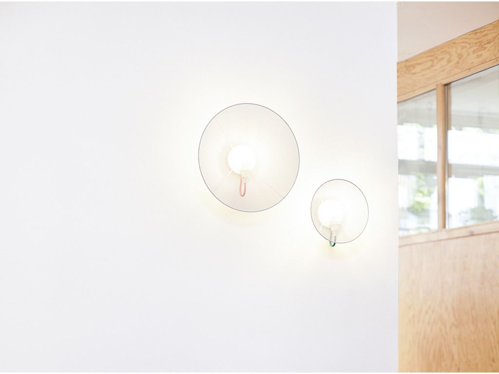 Large Wall Lamp With Cable 40q Lighting Ceiling
