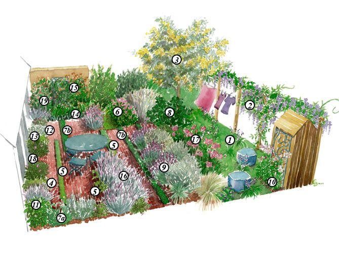 Créer un jardin de parfumeur : doux parfums, senteurs florales ...