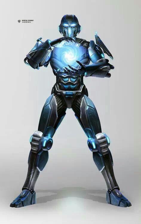 Cyber Sub Zero Toy