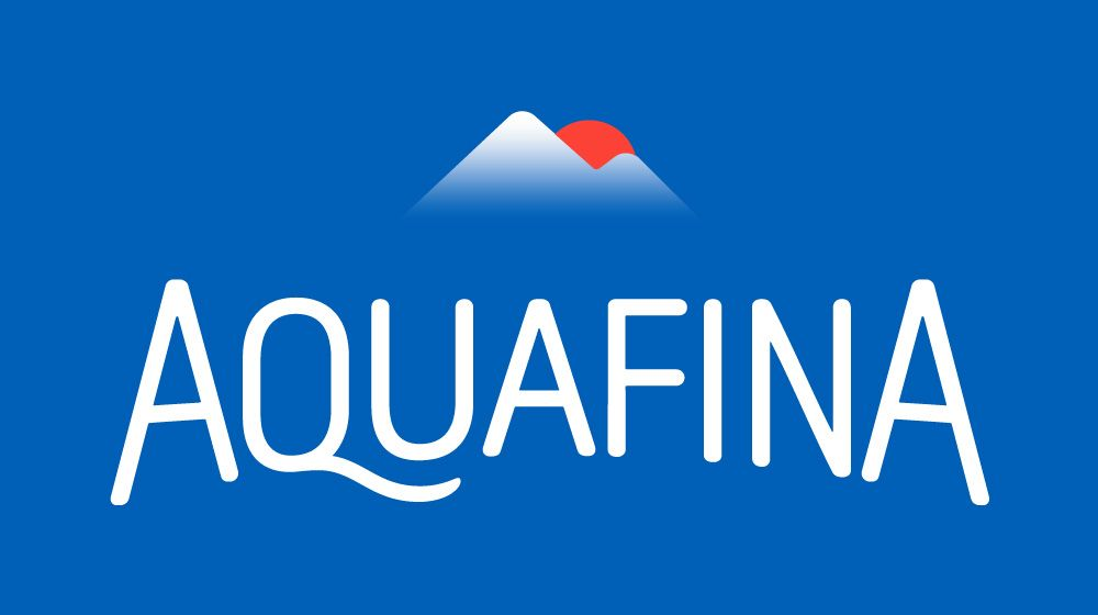 New Logo And Packaging For Aquafina Done In House Design