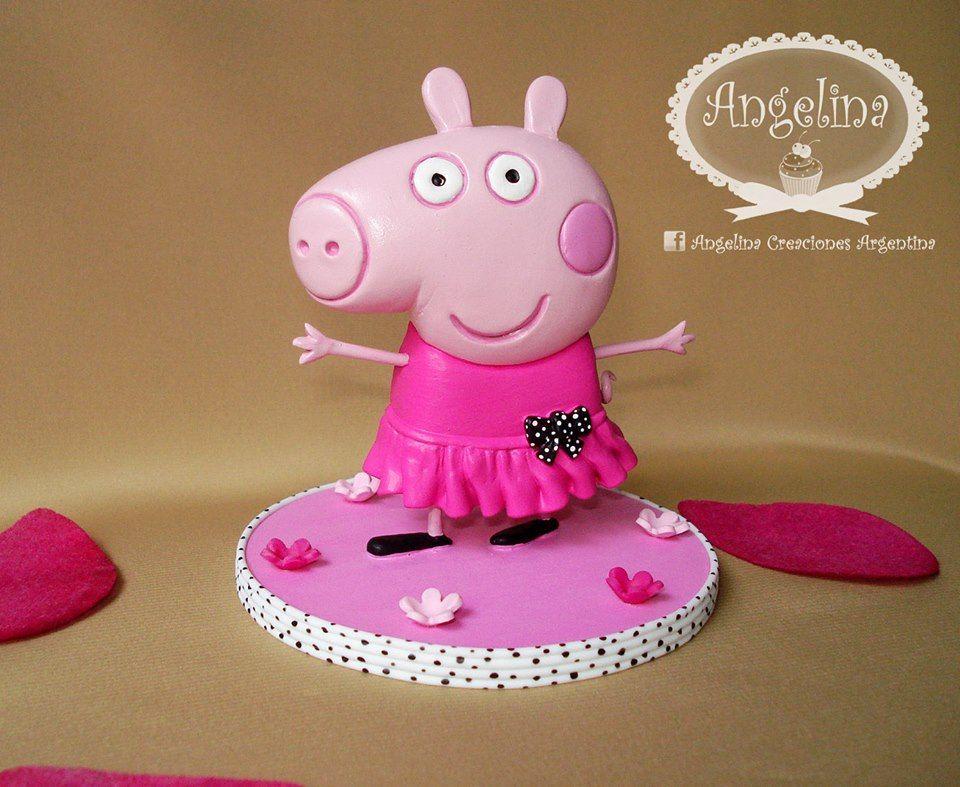 Patrón gratis amigurumi de llavero de Peppa pig y George Pig en ... | 787x960