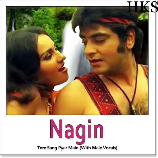 Tere Sang Pyar Main With Male Vocals Nagin It Movie Cast Singing Karaoke