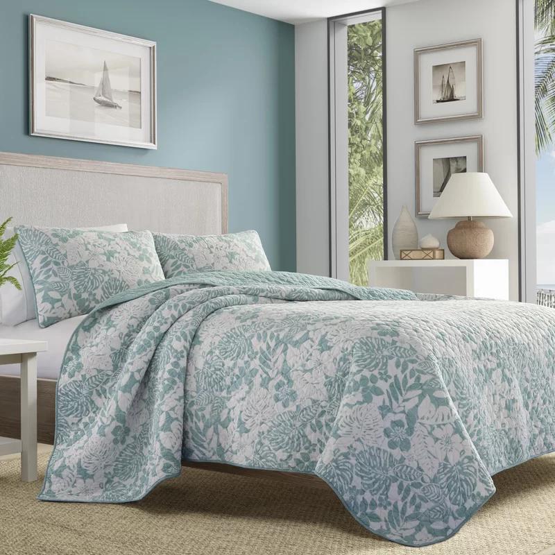 Laguna Beach Reversible Quilt Set In 2021 Beach House Interior Design Beach House Furniture Home Decor