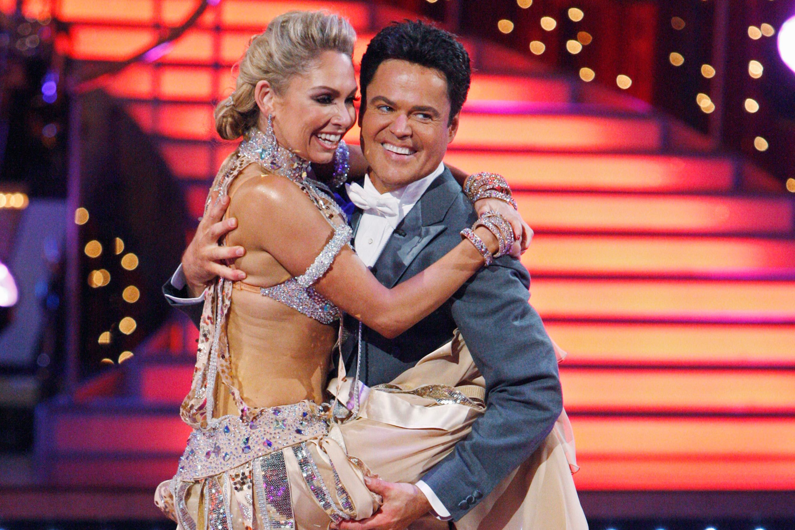 Dwts Winner Donny Osmond Will Be Back In The Ballroom Tuesday Puppy Lovers Dwts Winners Donny Osmond Dancing With The Stars