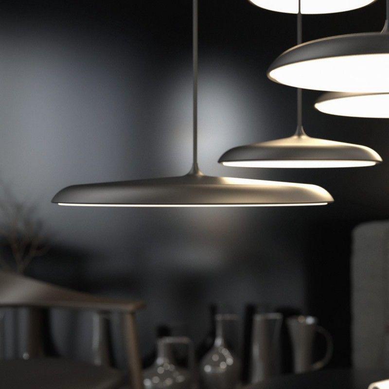 design for the people Artist 40 Pendelleuchte LED 1460lm, schwarz ...