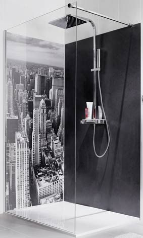 lapeyre panneaux mur douche creapano hh bathroom pinterest. Black Bedroom Furniture Sets. Home Design Ideas