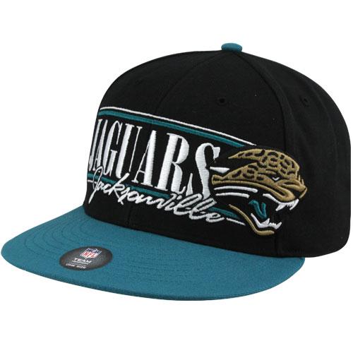d887e1c3b64 47 Brand Jacksonville Jaguars Super Sport Snapback Hat - Black Teal ...