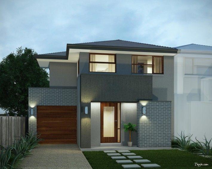 Ideas To Design A House Facade Tapja Com Facade House Best Exterior House Paint House Paint Exterior