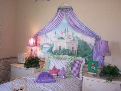 Disney Wall Murals For Kids Rooms | Disney Princess Wall Mural   Wallpaper  Mural Ideas   Part 42