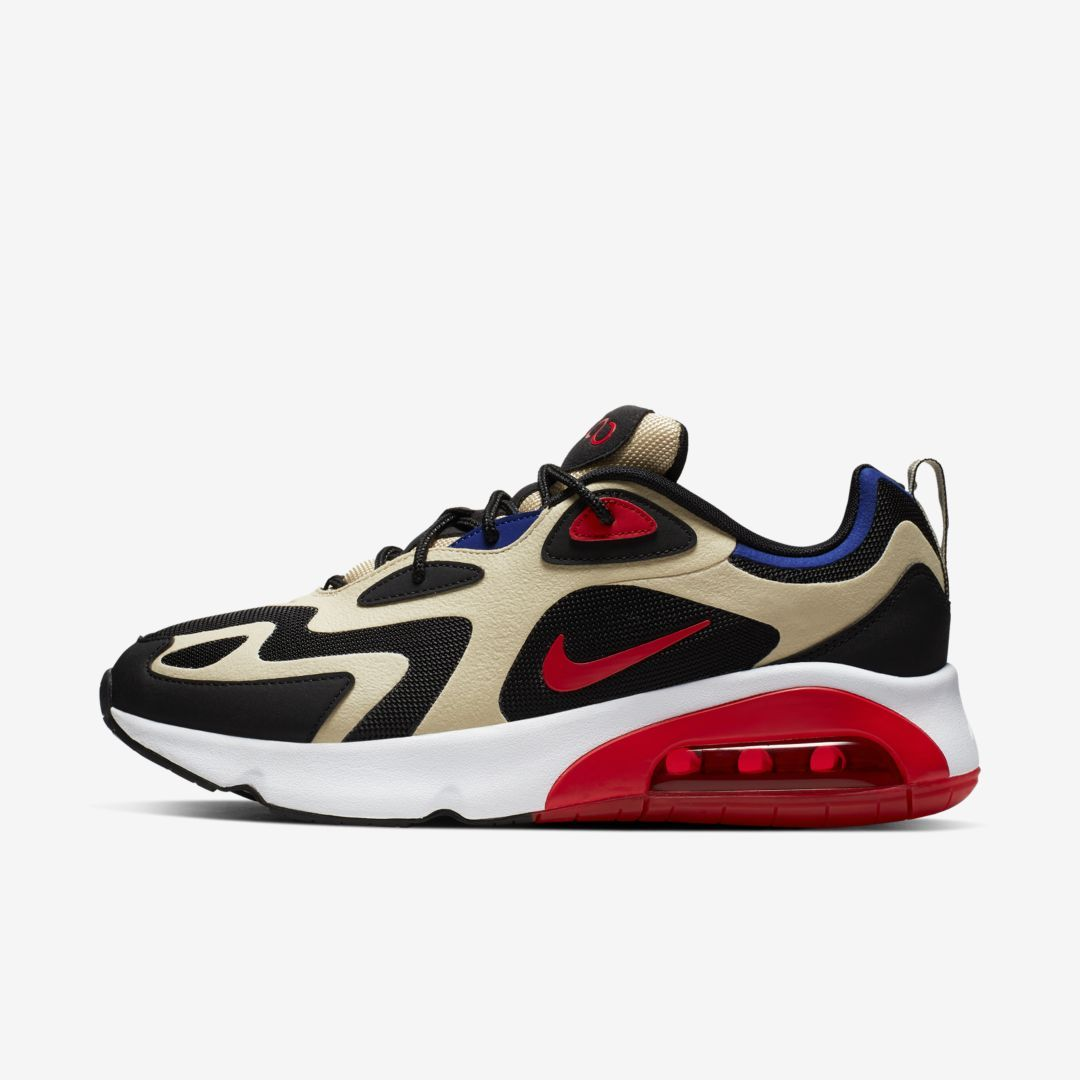 nike air max 200 rouge femme