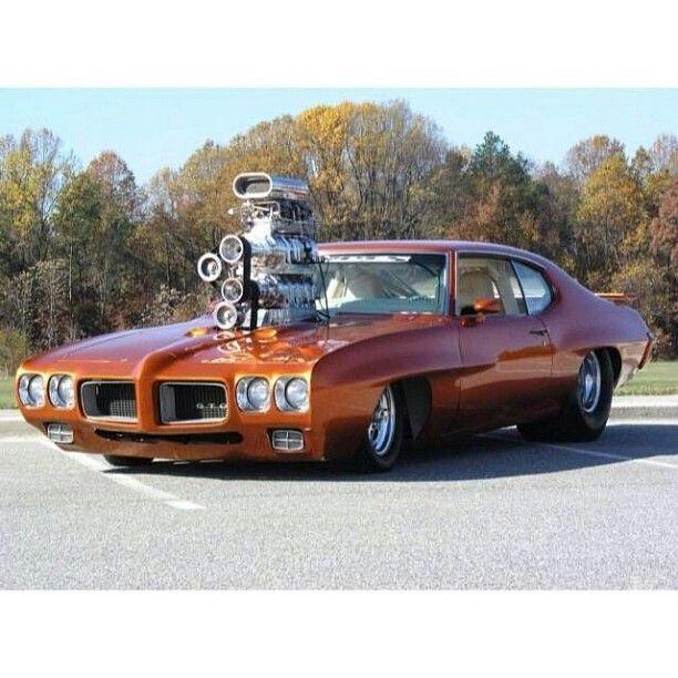 Cars, Muscle Cars, Pontiac GTO