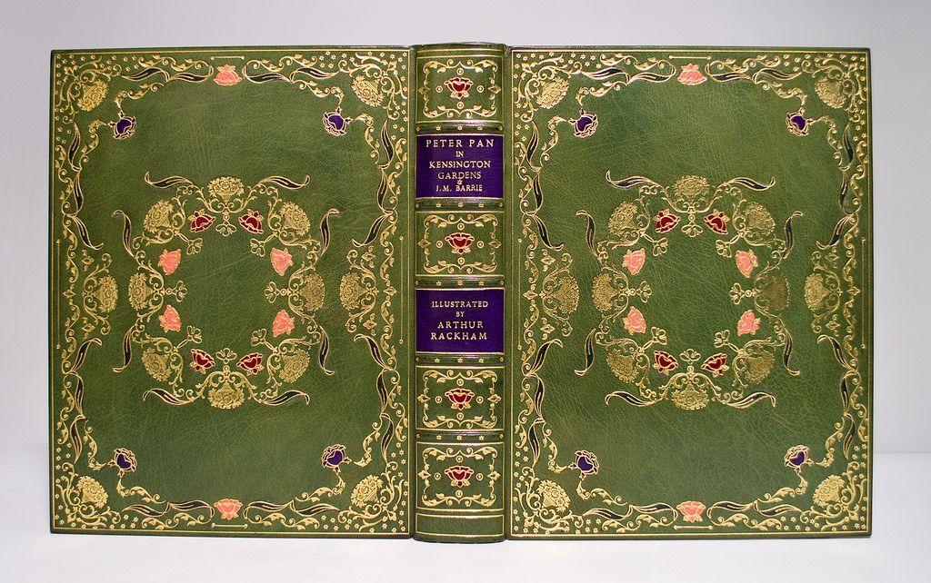 Peter Pan In Kensington Gardens Book