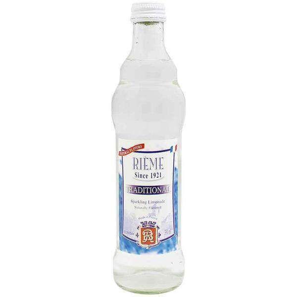 Rieme Tradtional Sparkling Lemonade 11.1 oz. (330 mL) #sparklinglemonade