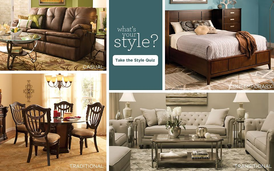 Find Your Style | Design Style Quiz | Raymour U0026 Flanigan Design Center