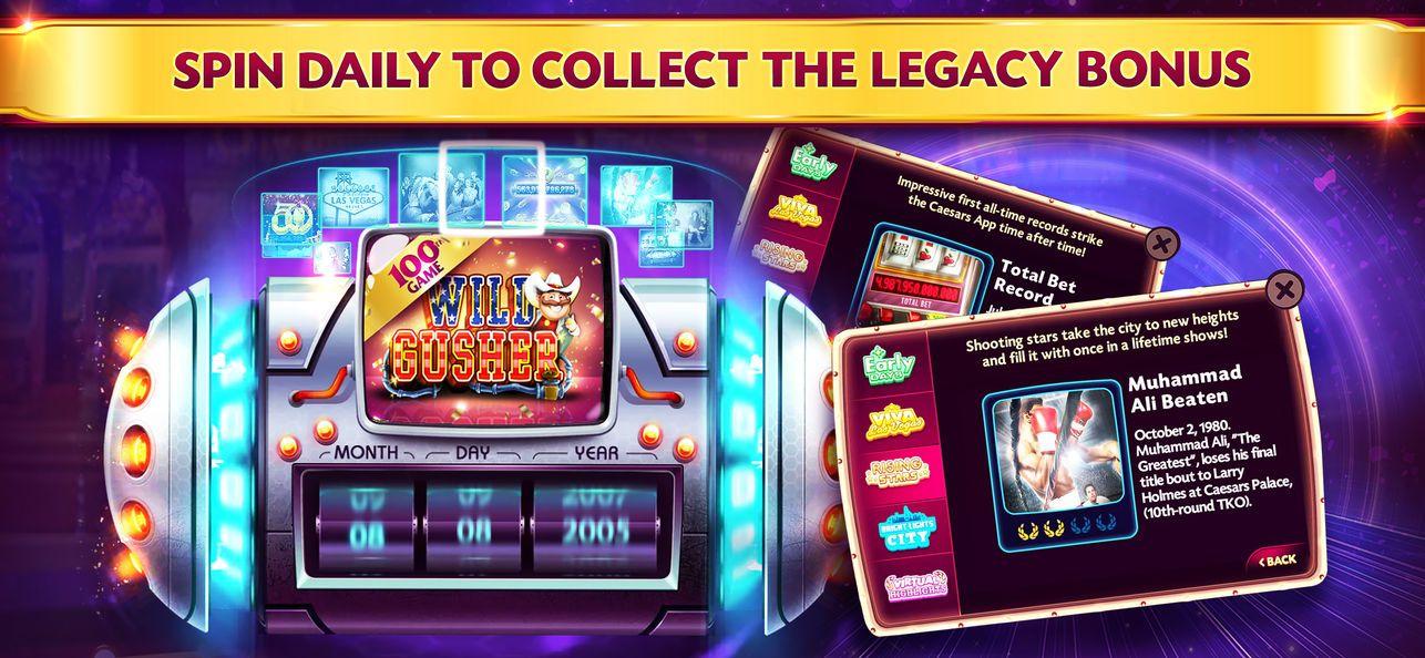 eureka casino Slot Machine