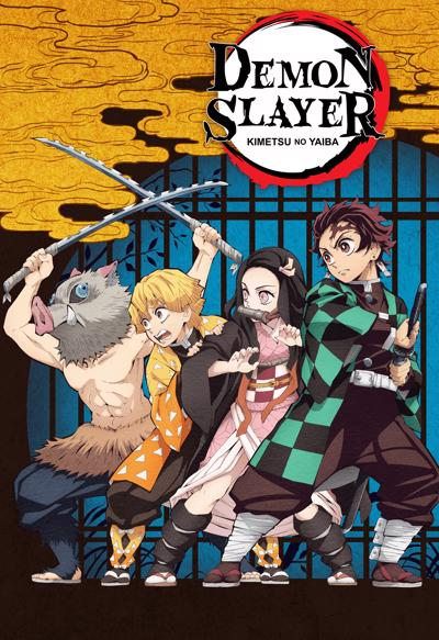 Kimetsu No Yaiba Vostfr : kimetsu, yaiba, vostfr, Infos, Demon, Slayer:, Kimetsu, Yaiba, Anime, Streaming, VOSTFR,, Légal, Wakanim.TV, Demon,, Manga, Covers,, Slayer