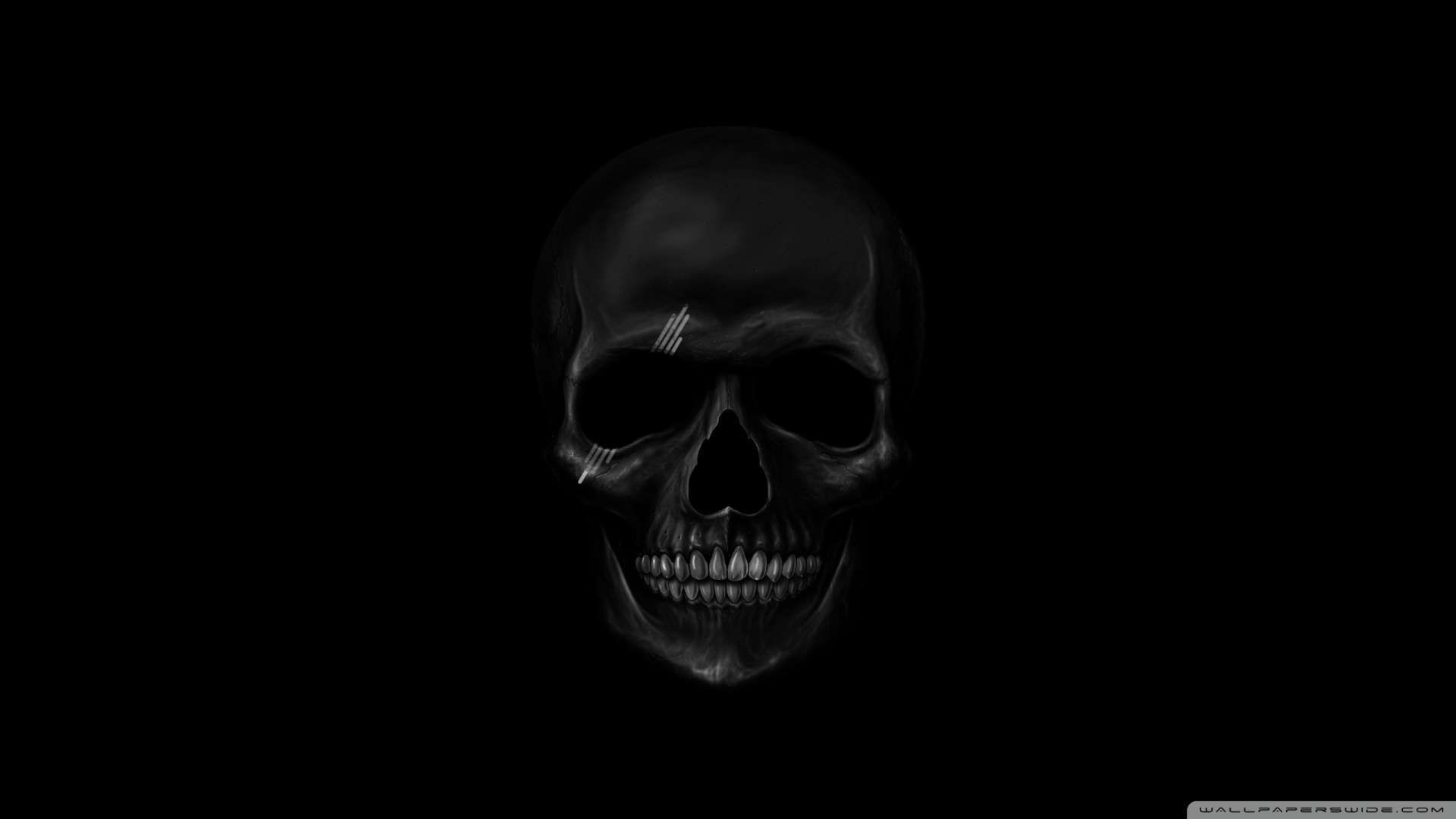 39 Awesome Black Wallpaper Hd 1080p Images Black Skulls Wallpaper Black Hd Wallpaper Skull Wallpaper