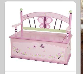 Fairy princess storage seat & Fairy princess storage seat | Erin room | Pinterest | Fairy ...