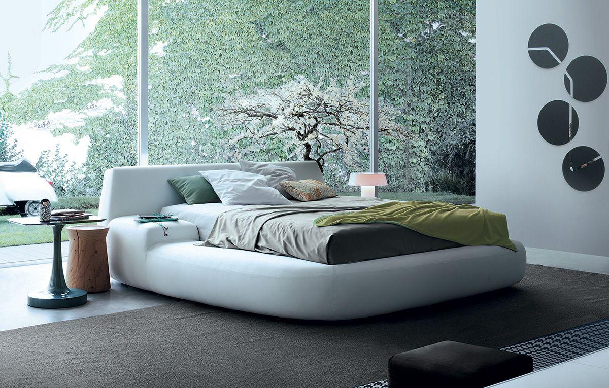 Big Bed by Paola Navone Poliform Design della camera