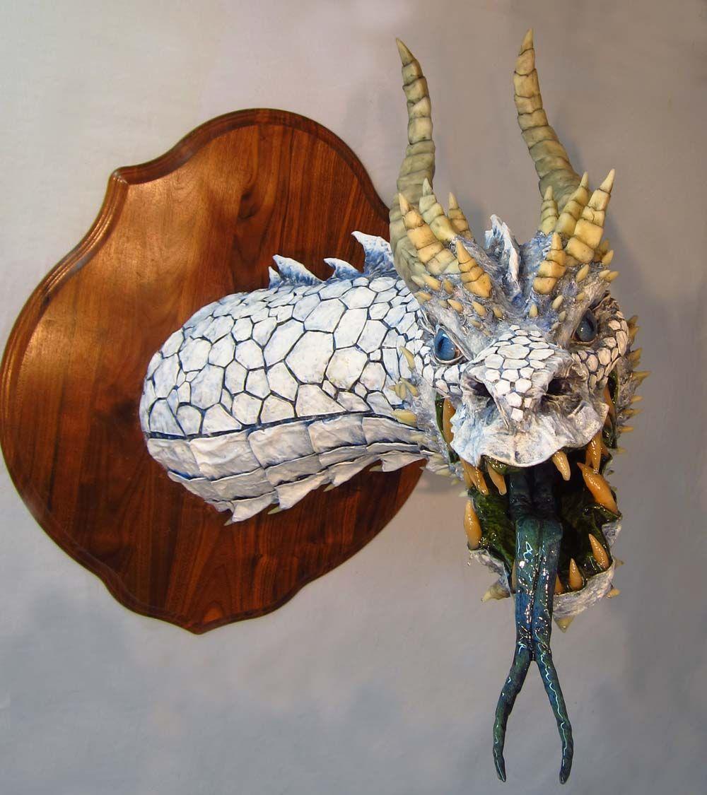 дракон из папье маше своими руками фото кейфайский маг, специализирующийся