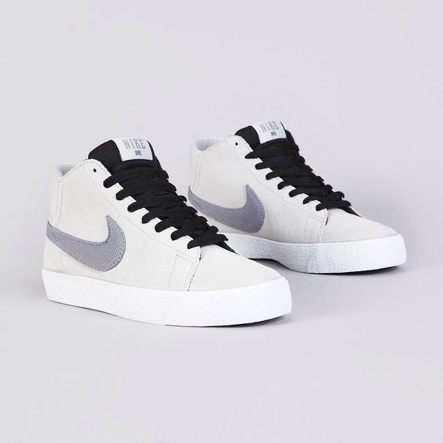 2 tone grey Blazers | Zapatos nike hombre, Zapatos nike de