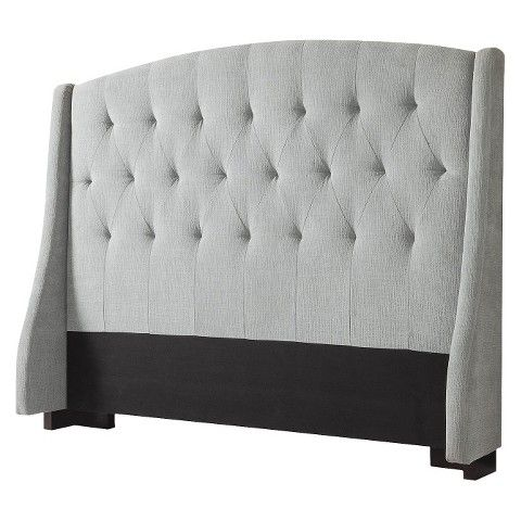 Respaldo de cama berger capitone en lino | dormitorios | Pinterest ...