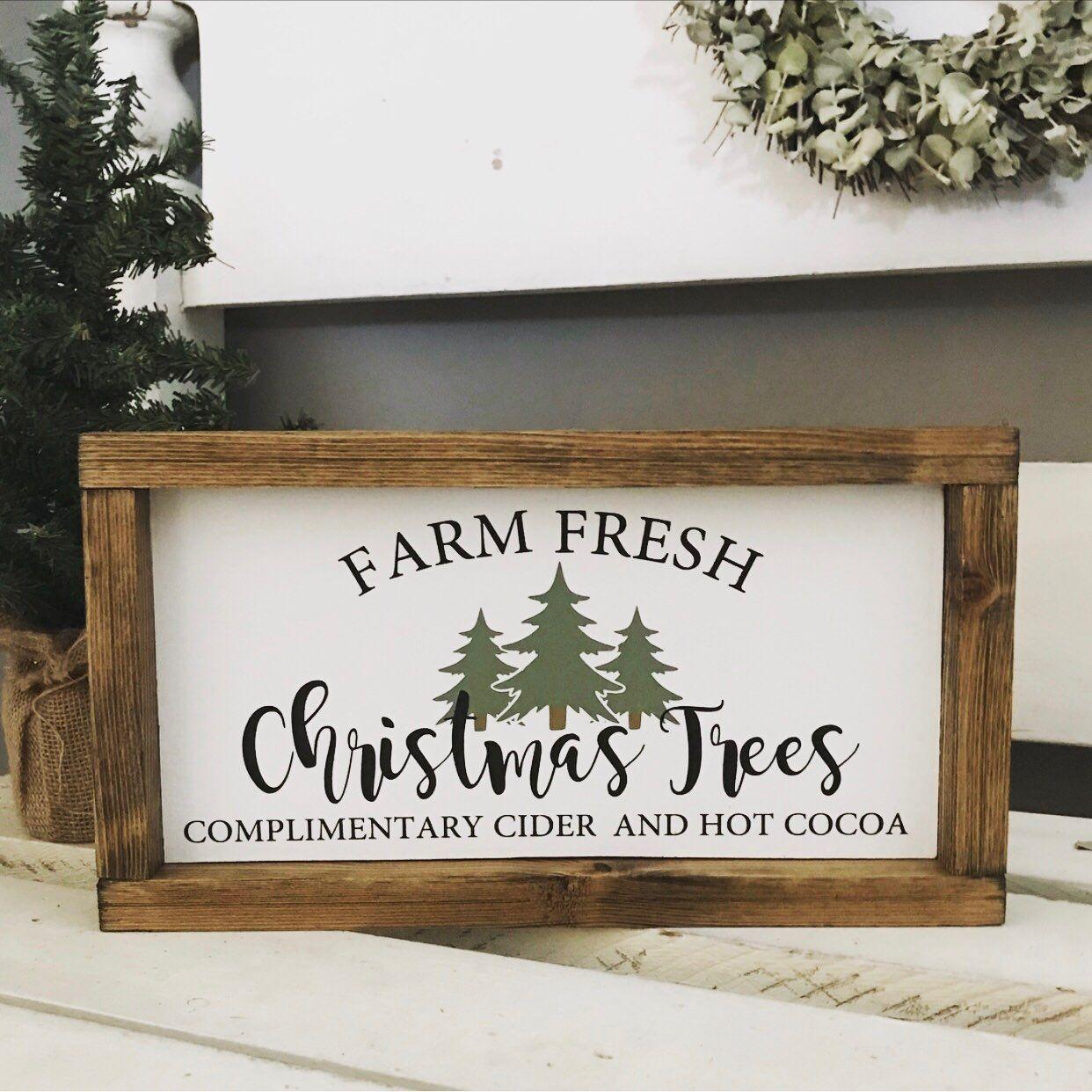 Christmas Tree Wood Sign Mercari Buy Sell Things You Love Christmas Signs Wood Christmas Signs Fresh Christmas Trees