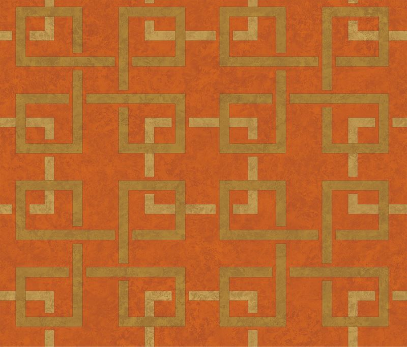Masculine red indoor wallcovering by Brewster. Item MG33153. Lowest prices and free shipping on Brewster. Search thousands of patterns. Swatches available. Width 20.5 inches.