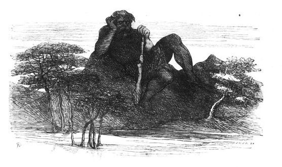 The Story of Jack and the Giants - 1851 - Richard Doyle