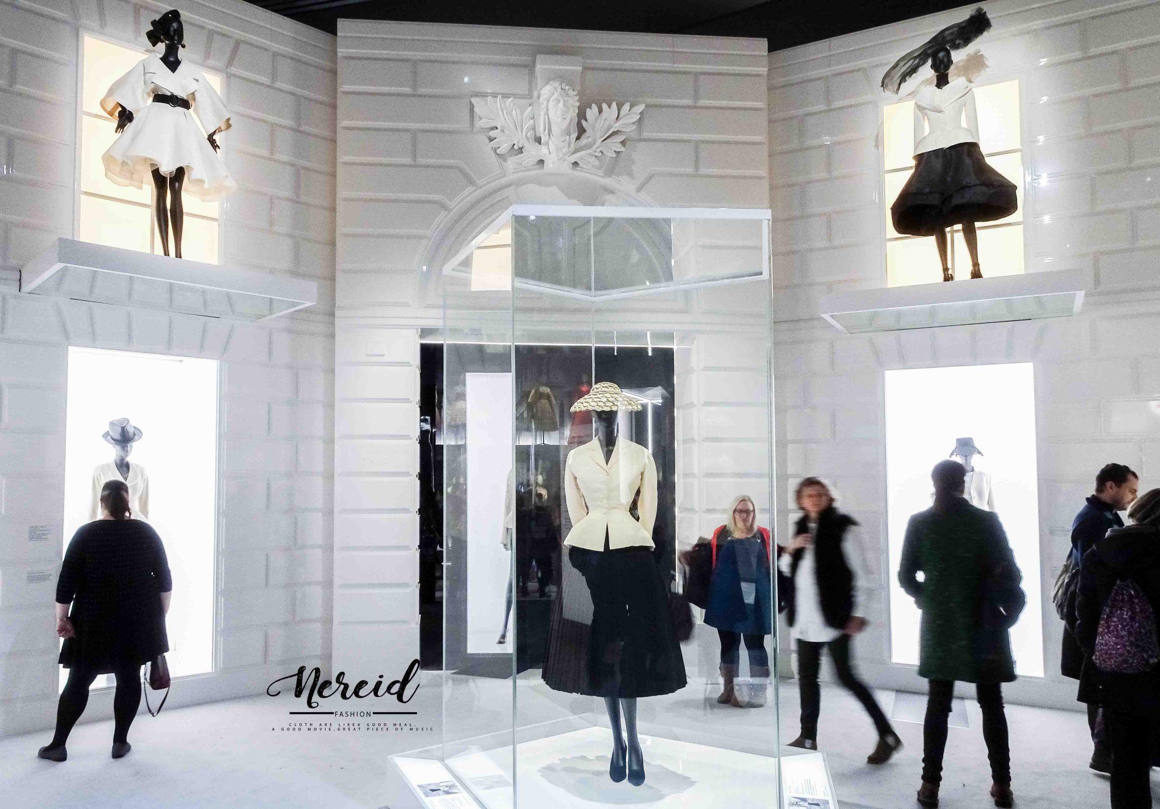 V&A Exhibition  London  UK|Christian Dior: Designer of