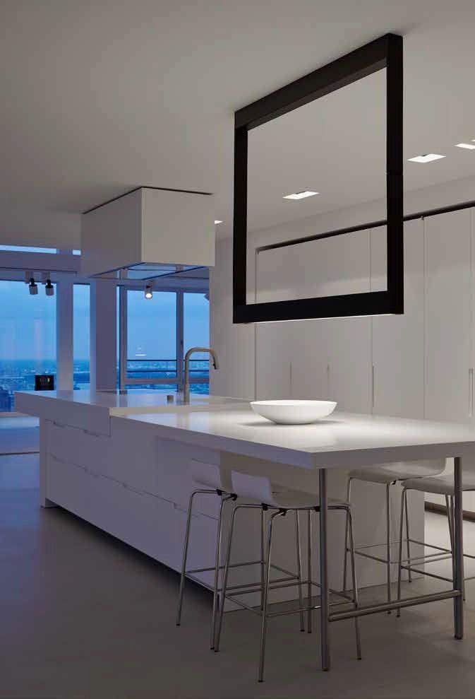 Aluminium pendant lamp CADRE by Kreon - Inspiration | Pinterest ...