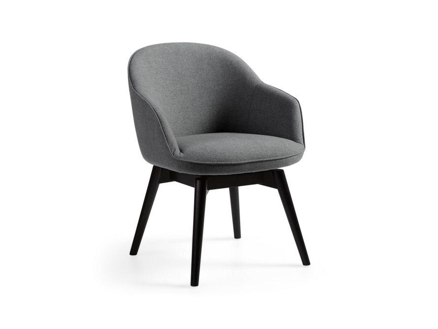 Fantastic Emily Swivel Dining Arm Chair Arhaus Furniture Furniture Pdpeps Interior Chair Design Pdpepsorg