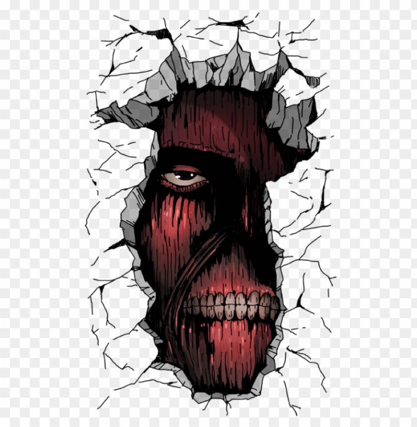 Wall Titan Transparent Png Image With Transparent Background Png Free Png Images Anime Artwork Wallpaper Anime Artwork Anime Wall Art
