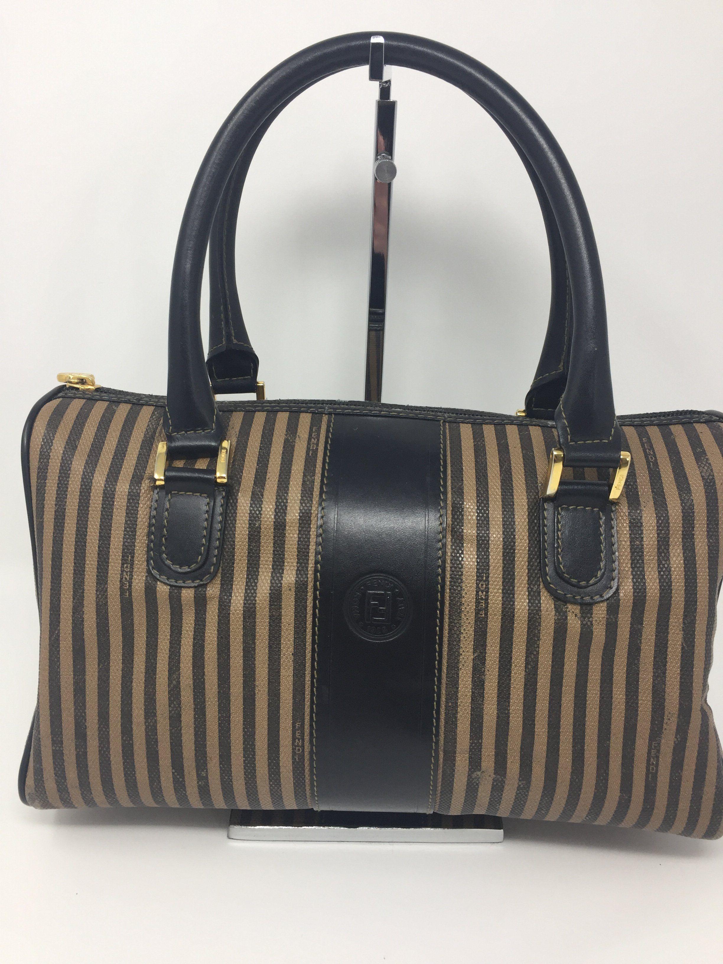 c0123fe7cfc4 Fendi vintage doctor bag