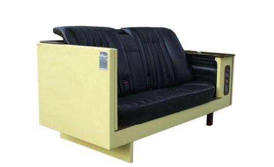Surprising Fridge Couch Made From Recycled Refrigerator Recycled Creativecarmelina Interior Chair Design Creativecarmelinacom