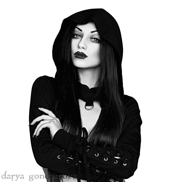 Darya Goncharova is creating Alt Modelling & Photography   Patreon