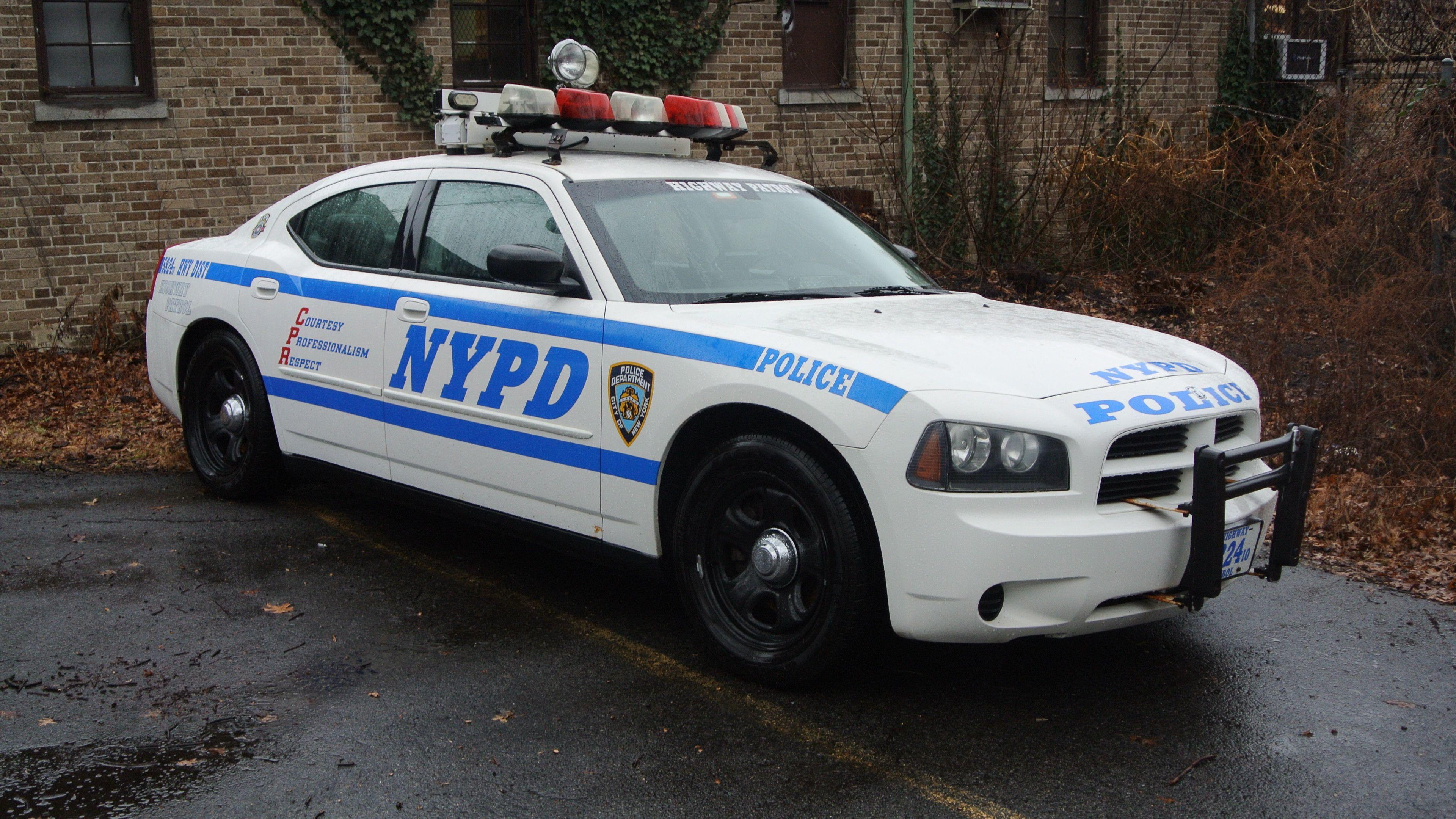 New York Police Department Highway Patrol Police Cars Us Police Car Police