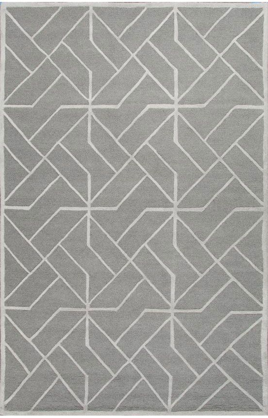 Jaipur rugs lounge loe13 charcoal rug rugs in 2018 pinterest alfombras casas modernas - Alfombras contemporaneas ...