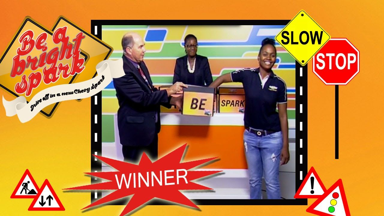 Announcing the Winner of the First Chevy Spark L #BeABrightSpark