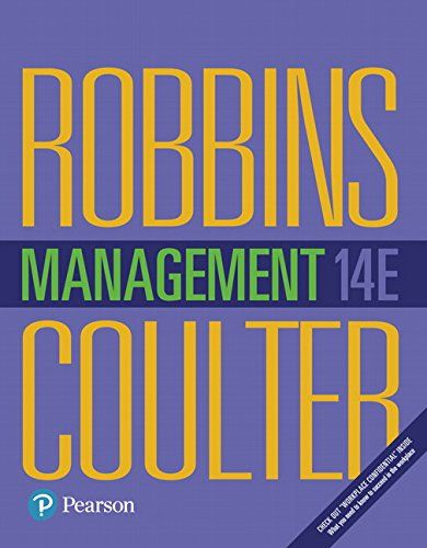 Management - Global 14th Edition Pdf Download Free e-Book