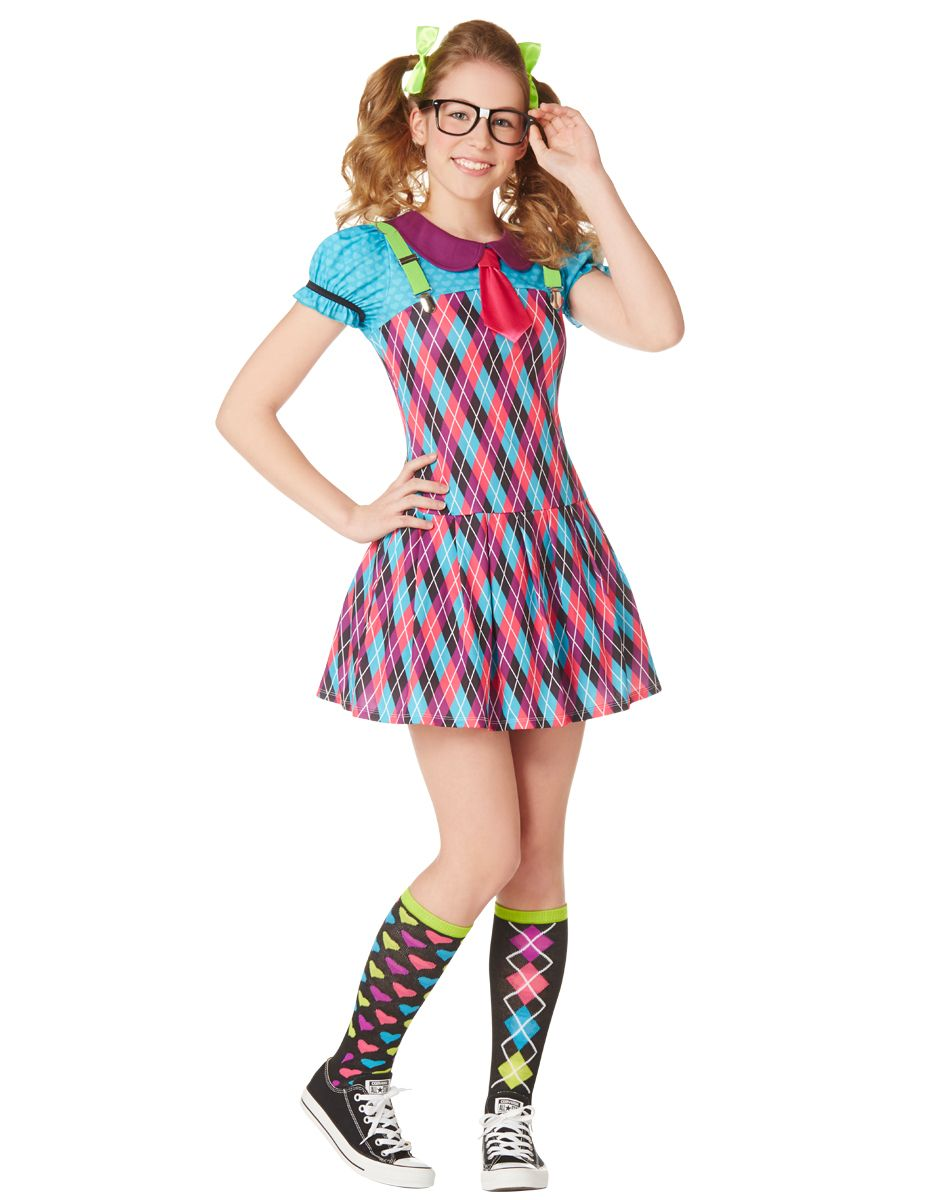 Halloween Costumes For Kids Girls Nerds