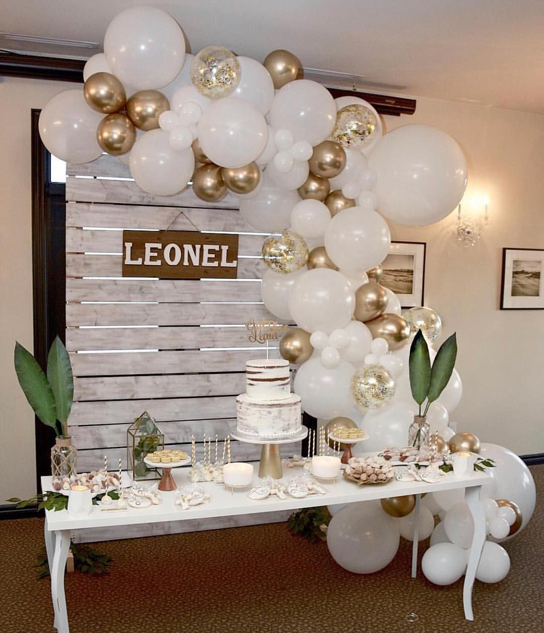 Home Party Decoration: For The ️of Parties в Instagram: «Beautiful In White And