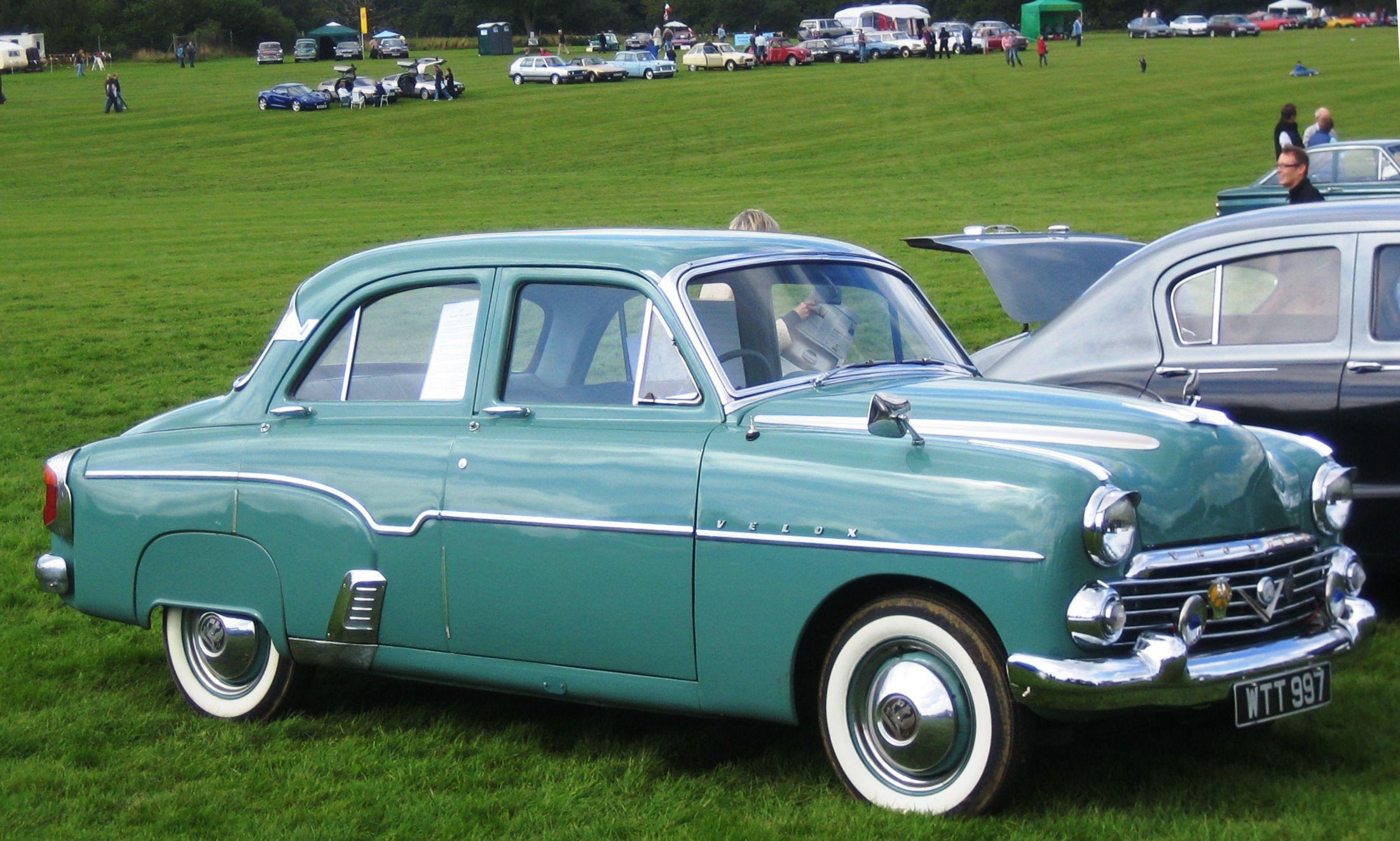 (19511952) Vauxhall Velox EIP Vauxhall, Vauxhall motors